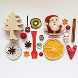 Odznaky/Brošne - Santa Claus  - 5990161_