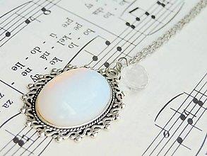 Náhrdelníky - Antique Opalite - 5992801_