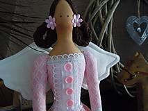 Bábiky - Ružová - 5992201_