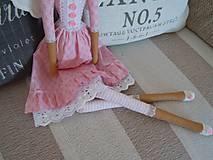 Bábiky - Ružová - 5992204_