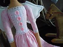 Bábiky - Ružová - 5992205_