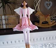 Bábiky - Ružová - 5992206_