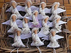 Darčeky pre svadobčanov - Anjelky. - 5993753_