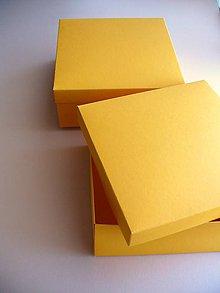 Krabičky - slniečková krabica - 5993052_