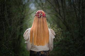 Ozdoby do vlasov - Spona \