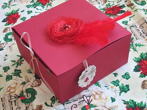 0976b233b Darčeková krabička - pri nákupe nad 40 eur- doplatok za druhú darčekovú  krabičku
