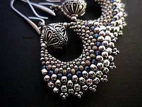 Náušnice - Atlantída (nikel) - 5998490_