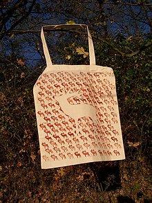 Nákupné tašky - Čo to počuť z lesa? - 5999020_