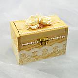 - Krabička na prstienky - 5999509_