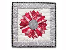 Úžitkový textil - Obliečka na vankúš Drážďanský tanier - 5997117_