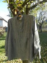 Oblečenie - pánska ľanovka - 6002696_