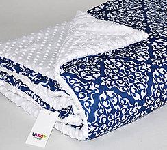 Úžitkový textil - Dizajnová prikrývka Takoy XXL 155x200 - mat. 47/01 - 6002585_