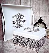 Krabičky - The Tea Room - 6005583_