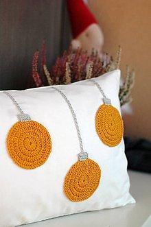 Úžitkový textil - ...tak čo, zlatko, ako zdobíme tento rok?... - 6008653_