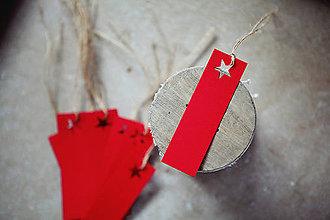 Papiernictvo - Visačky na darčeky *14 - 6007488_