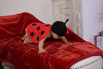Detské oblečenie - Lienka - 6010182_