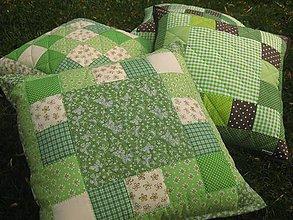 Úžitkový textil - kiwi v čokoláde :-) - 6006812_