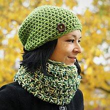Čiapky - čiapka Zelená - 6007667_