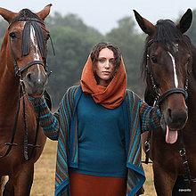 Svetre/Pulóvre - NETY-jednobarevný pulover s kr.rukávem - 6008528_