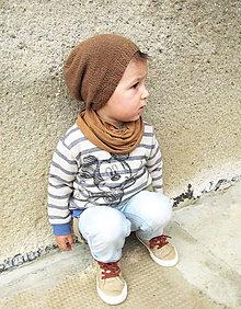 Detské čiapky - Homelesska... - 6009935_