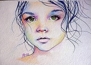 Moj Svet Illya Original Pen Pencil Akvarelove Pastelky Sashe Sk