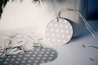 Papiernictvo - Visačky na darčeky *16 - 6014281_