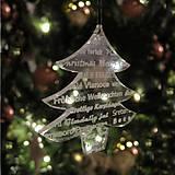 Dekorácie - Ľadový vianočný stromček - 6014762_