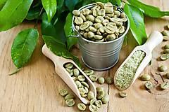 Potraviny - Zelená káva 100g - 6014228_
