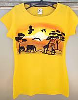 Tričká - Safari tričko - 6012775_