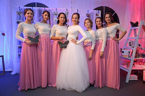 a817ebd5e254 Svadobná sukňa a sukne pre družičky   LadyDK - SAShE.sk - Handmade Sukne
