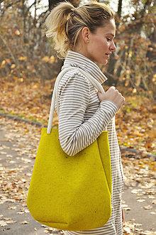 Veľké tašky - Wood bag NO.02 - 6015085_