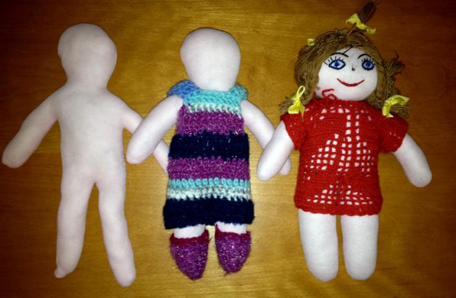 Výroba bábik