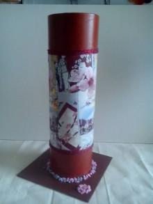Dekorácie - váza orient - 6015978_