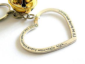 Kľúčenky - laska , čo hory prenasa - klucenka - 6016069_
