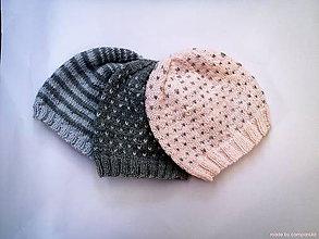 Detské čiapky - Detská čiapka - 6022170_