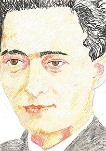 Kresby - Ukážka 7 Portrét olejový pastel - 6022971_