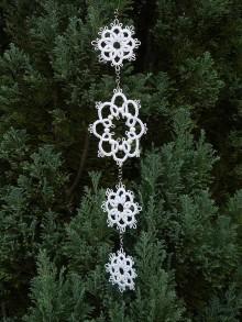 Dekorácie - Vianočný záves 1 - 6023200_