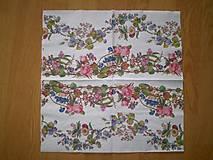 Papier - Servítka - 6022411_