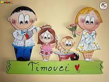 Menovka - rodinka