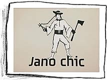 - Jano Chic 06 – veľkosť XL / SALE - 6022409_