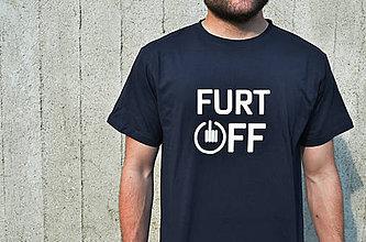 Tričká - FURT OFF 01 – veľkosť XL / SALE - 6022513_