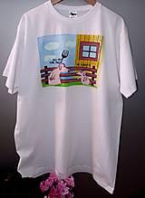 Oblečenie - Tričko s akýmkoľvek motívom s akýmkoľvek texom - 6022698_