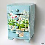 Krabičky - Orchideové zátišie - 6023261_