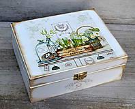 Krabičky - Biele zátišie - 6023295_