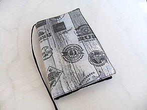 Papiernictvo - Etikety - obal na knihu - 6024740_