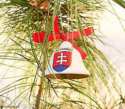 Dekorácie - Zvonce malé - suvenír - 6020797_