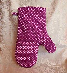 Úžitkový textil - Chňapka :O) - 6023559_