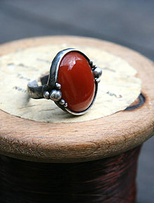 Prstene - Agate - 6027783_