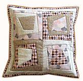 Úžitkový textil - Veselé štvorce - 6027756_
