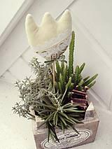 Dekorácie - dekorácia do kvetov Tulip - 6026802_
